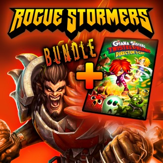 Rogue Stormers & Giana Sisters Bundle PS4