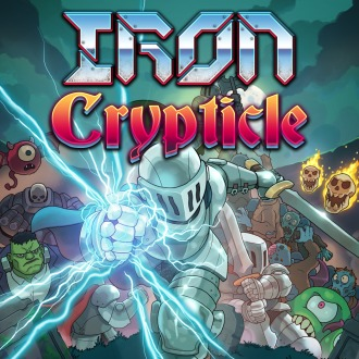 IRON CRYPTICLE PS4