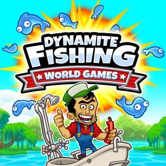 Dynamite Fishing – World Games PS4