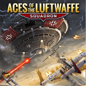 Aces of the Luftwaffe - Squadron PS4