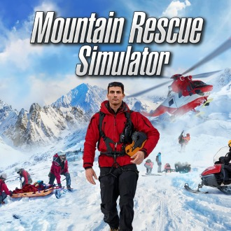 Mountain Rescue Simulator PS4