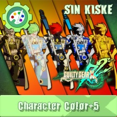 Guilty Gear Xrd: -Sign- - Playable Character: Sin Kiske 2016 pc game Img-3