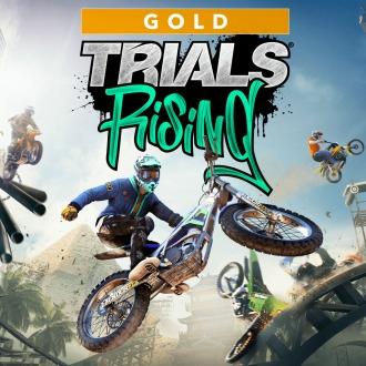 Trials® Rising - Digital Gold Edition PS4