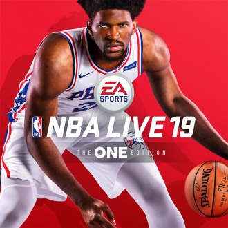 NBA LIVE 19: THE ONE EDITION PS4