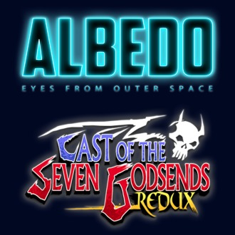 Albedo and Cast Of The Seven Godsends PS4