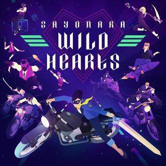 Sayonara Wild Hearts PS4