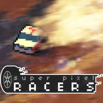 Super Pixel Racers PS4