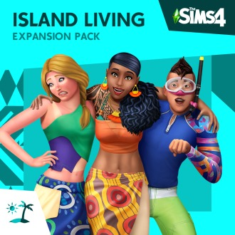 The Sims™ 4 Island Living PS4