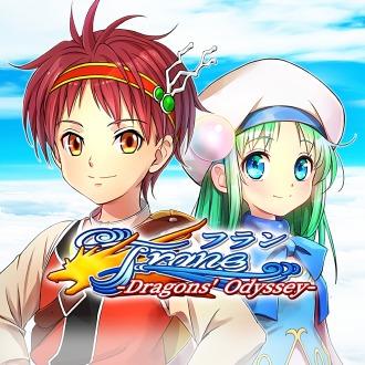 フラン ~Dragons' Odyssey~ PS Vita