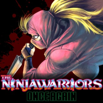 The Ninja Warriors Once Again PS4