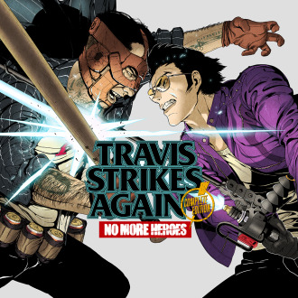 【プレオーダー】Travis Strikes Again: No More Heroes Complete Edition PS4