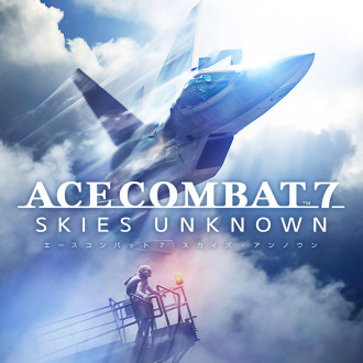 【予約】ACE COMBAT™ 7: SKIES UNKNOWN PS4
