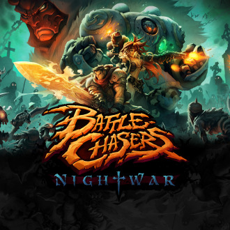Battle Chasers: Nightwar PS4