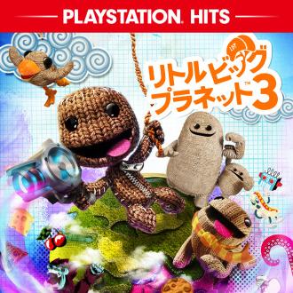 リトルビッグプラネット™3 PS4
