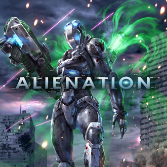 ALIENATION™ PS4