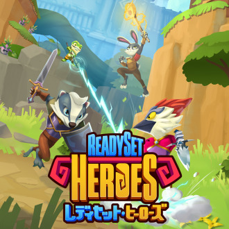 【プレオーダー】ReadySet Heroes PS4