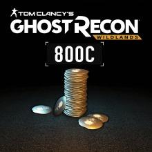 ゴーストリコン ワイルドランズ ベースパック 800 GRクレジット