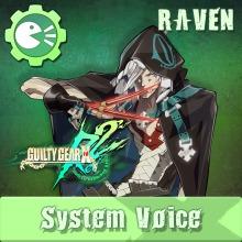 システムボイス「レイヴン」