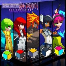 追加キャラクターカラー4