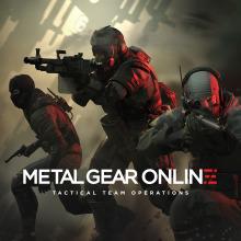 METAL GEAR ONLINE GAME DATA Ver 1.10