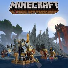 Minecraft 北欧神話マッシュアップ