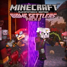Minecraft バイオーム開拓者スキンパック2