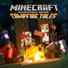 Minecraft キャンプファイアの怪談スキンパック