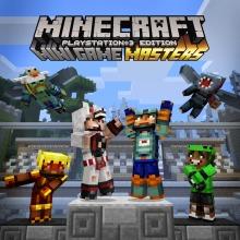 Minecraft ミニゲームマスター スキンパック
