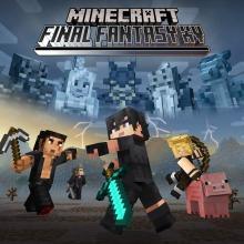 Minecraft ファイナルファンタジーXV スキンパック