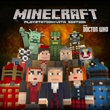 Minecraft ドクター・フー スキンパック I