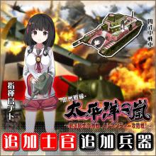 指揮官チトと四式中戦車