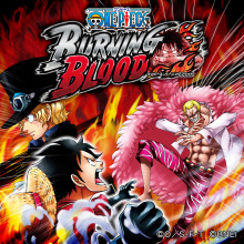 ONE PIECE BURNING BLOOD Welcome Price!!(PS Vita版)