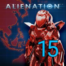 ALIENATION™ ベテランヒーロー(サボタージュ Lv15)