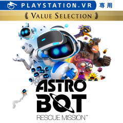 ASTRO BOT: RESCUE MISSION Value Selection