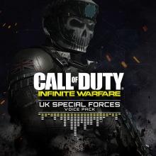 コール オブ デューティ インフィニット・ウォーフェア イギリス特殊部隊ボイスパック