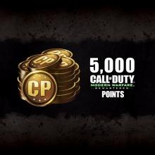 Call of Duty®ポイント 4,000 (+1,000ボーナス)