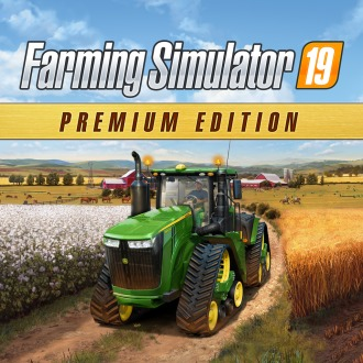 Farming Simulator 19 - Premium Edition PS4