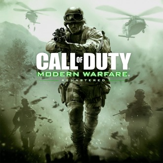 Call of Duty®: Modern Warfare® Remastered PS4