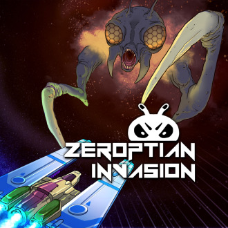 Zeroptian Invasion PS Vita
