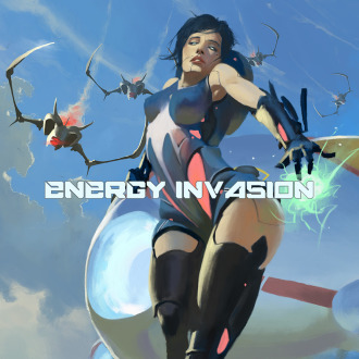 Energy Invasion PS Vita