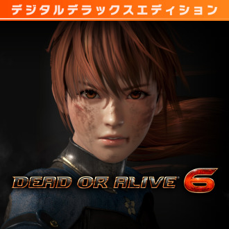 DEAD OR ALIVE 6 Digital Deluxe Edition PS4