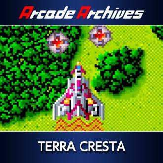 Arcade Archives TERRA CRESTA PS4