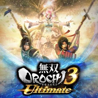 (예약)무쌍OROCHI3 Ultimate PS4