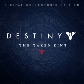 Destiny: The Taken King - Digital Collector's Edition PS3