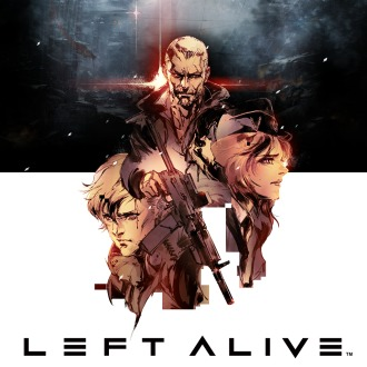 LEFT ALIVE™ PS4