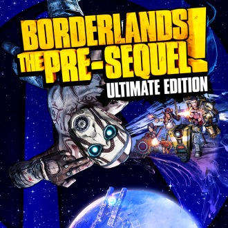 Borderlands: The Pre-Sequel Ultimate Edition PS3