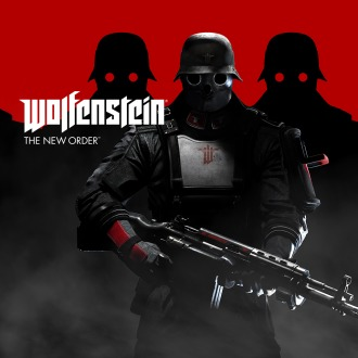 Wolfenstein: The New Order 제품판 PS3