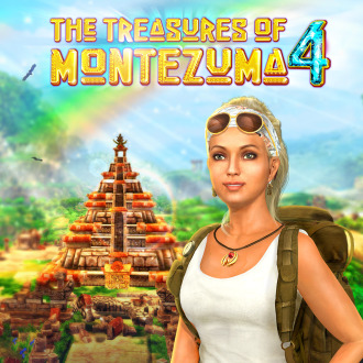The Treasures of Montezuma 4 PS3