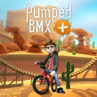 Pumped BMX + PS3