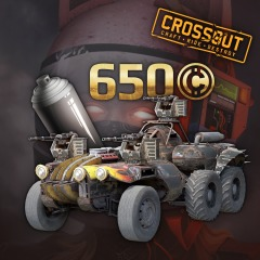 Crossout — 'Insomnia' Starter Bundle
